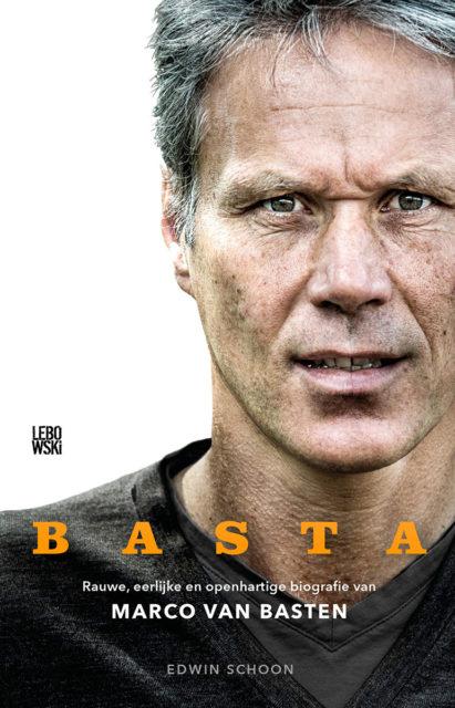 Portret van Marco van Basten voor zijn biografie 'Basta' dat op 2 december verschijnt.