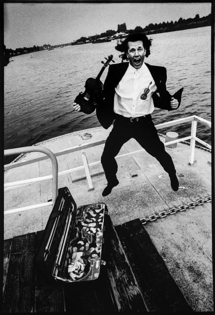 André Rieu, muzikant en entertainer