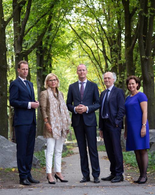Nederland, Amsterdam, 03-09-2018 Directie van De Nederlandsche Bank