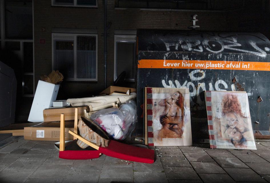Nederland, Amsterdam, 10-05–2020