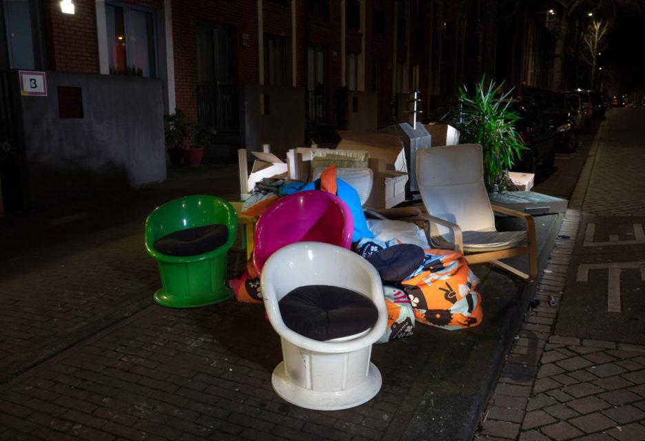 Nederland, Amsterdam, 16-03–2020