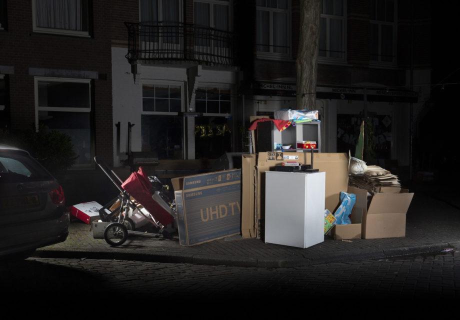 Nederland, Amsterdam, 03-05-2020