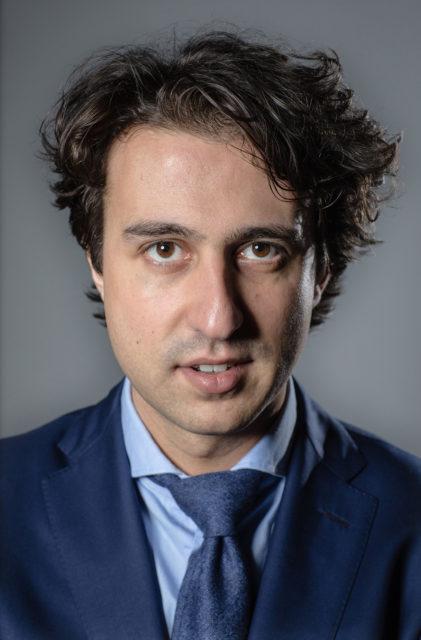 Nederland, Amsterdam, 02-03-2017 Jesse Klaver, lijsttrekker GroenLinks