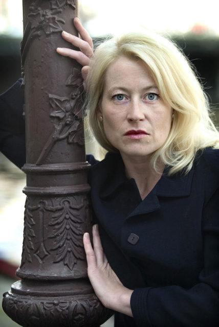 Nederland, Amsterdam, 2006 Laura Wilson, British author