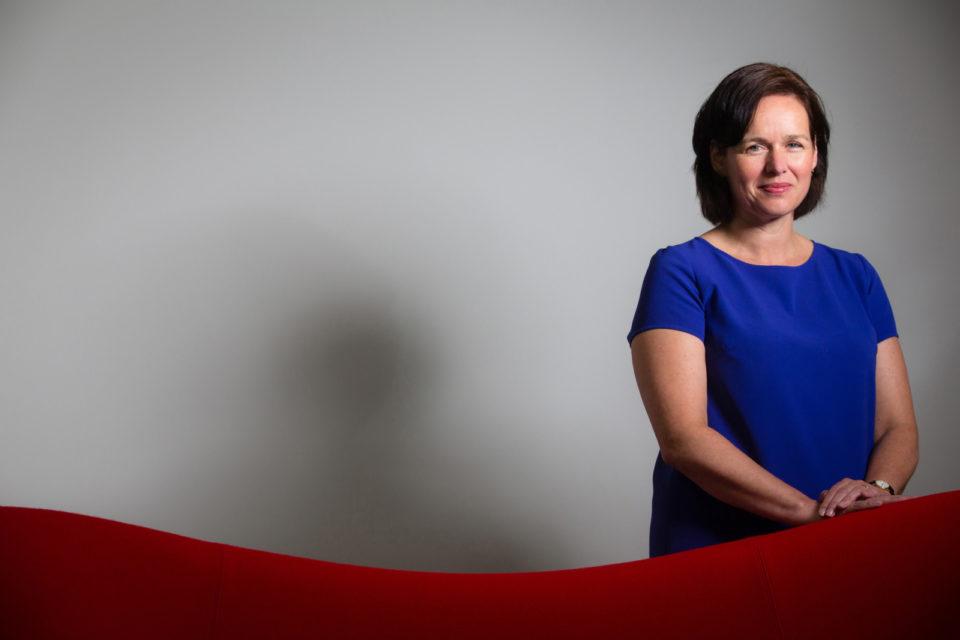 Nederland, Amsterdam, 29-06-2018 Nicole Stolk, directeur De Nederlandsche Bank