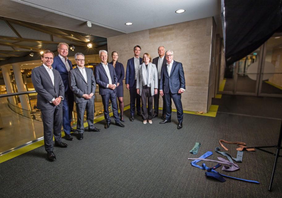 Nederland, Amsterdam, 12-11-2019 Raad van Bestuur ABN AMRO BANK