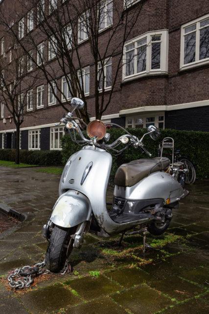 Nederland, Amsterdam, Olympiakade,