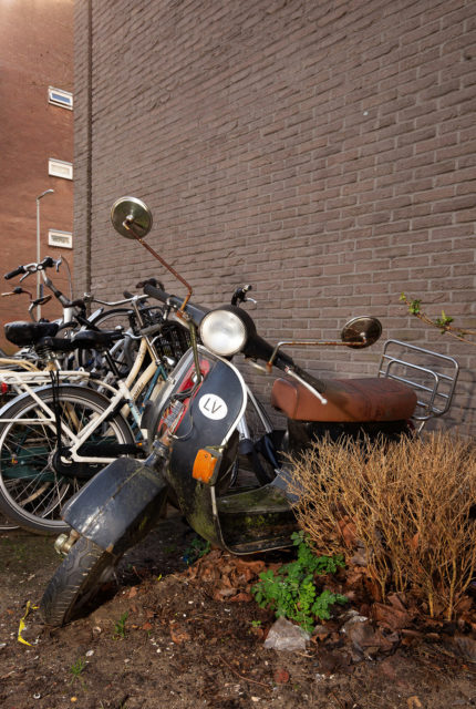 Nederland, Amsterdam,  Conradstraat