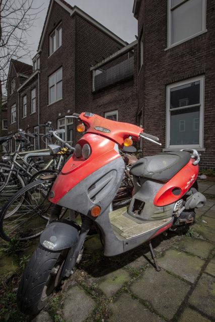 Nederland, Amsterdam, Havikslaan