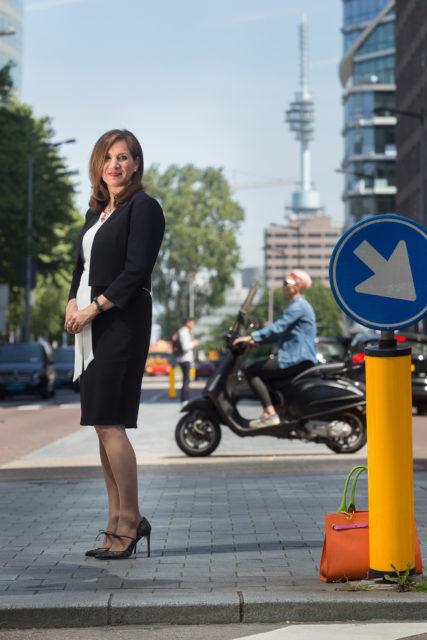 Nederland, Amsterdam, 26-06-2018 Stephanie Hottenhuis,  bestuursvoorzitter KPMG