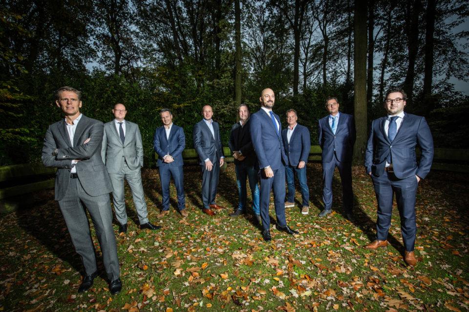 Nederland, Tilburg, 09-11-2017Vastgoed bijeenkomst voor PropertyNL